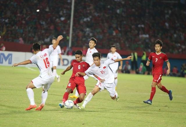 U19 Việt Nam đã bỏ lỡ những cơ hội ngon ăn