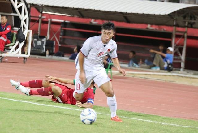U19 Việt Nam đứng trước nguy cơ bị loại