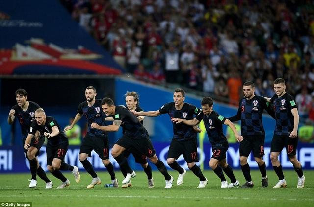 Kể từ năm 1998, Croatia mới lại góp mặt ở bán kết World Cup