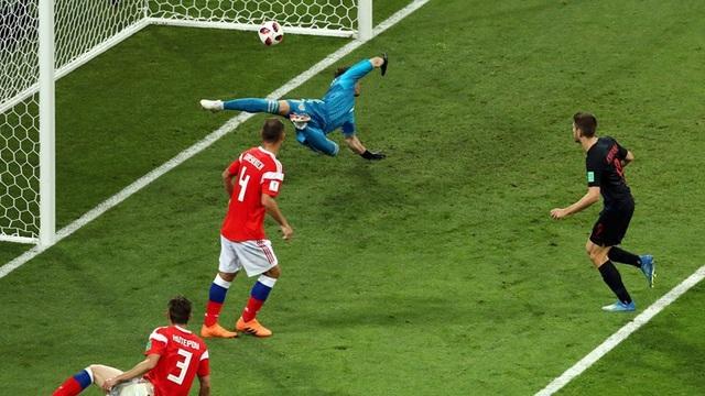 """Nga 2-2 Croatia (penalty 3-4): Tiếc nuối cho """"Gấu Nga"""" - 16"""