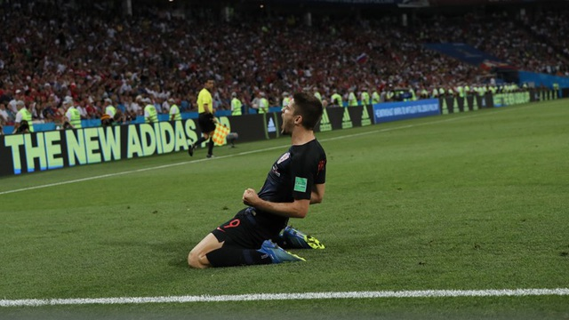 Croatia có được bàn thắng gỡ hòa