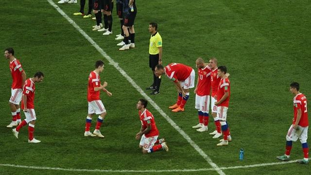 """Nga 2-2 Croatia (penalty 3-4): Tiếc nuối cho """"Gấu Nga"""" - 3"""