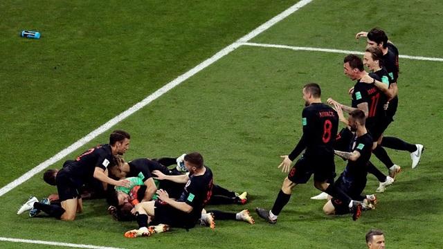 """Nga 2-2 Croatia (penalty 3-4): Tiếc nuối cho """"Gấu Nga"""" - 2"""
