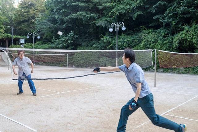 Công viên Cheongdam là khoảng không gian xanh cho các cư dân tới thư giãn.