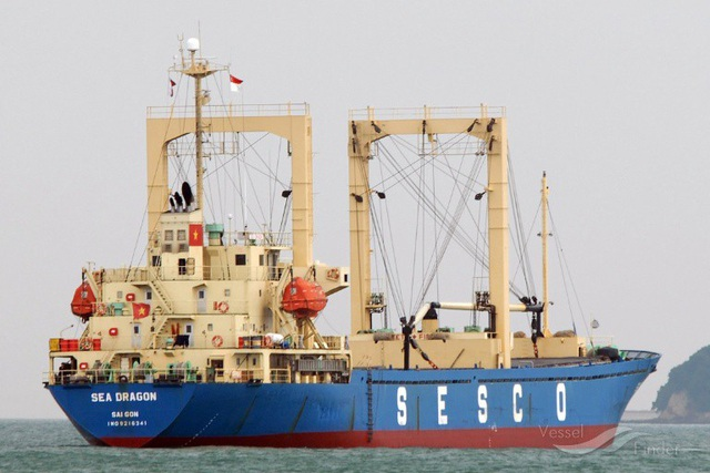 Ngoài việc bán trụ sở thì SSG còn phải giao tàu Sea Dragon cấn trừ nợ cho VietA Bank