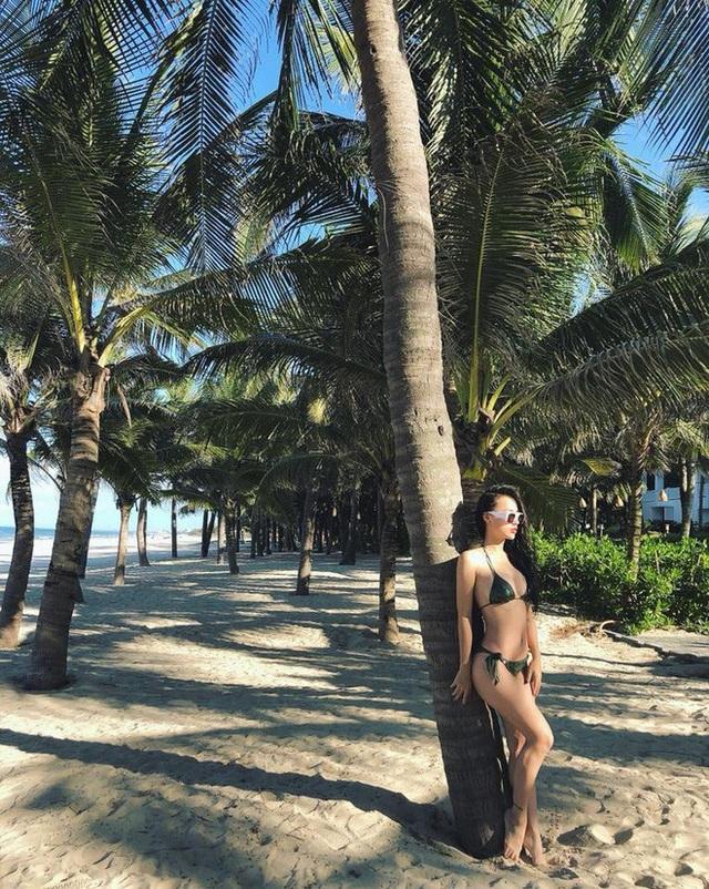 Bức ảnh bikini nào của DJ Tít cũng nhận được bão like trên mạng xã hội