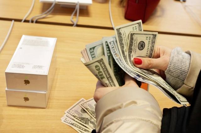iPhone đồng nghĩa với việc có thu nhập tốt?