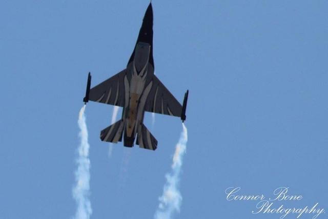 Ngày hội Không quân quốc tế Yeovilton là sự kiện được tổ chức thường niên. (Ảnh: Connor Bone)