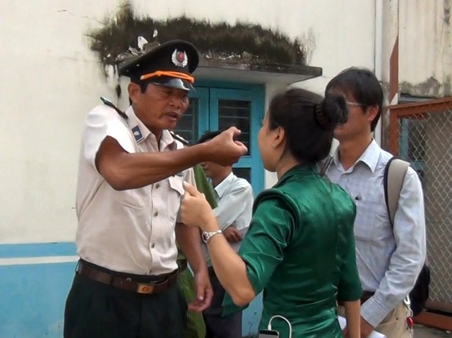 Chấp hành viên Nguyễn Văn Tài bị Thanh tra Bộ Tư pháp chỉ ra hàng loạt sai phạm trong quá trình thực hiện nhiệm vụ.