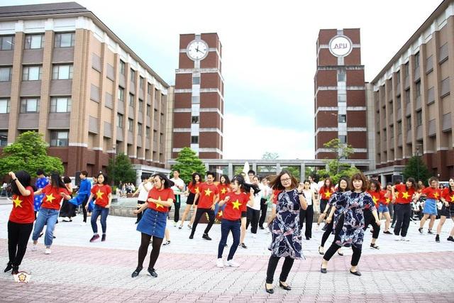 Sinh viên Việt ở ĐH APU tích cực quảng bá hình ảnh quê nhà tại Nhật Bản - 6