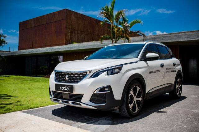 Gói bảo hiểm vật chất và bảo hành mở rộng tới 150.000 km dành cho xe Peugeot - 2