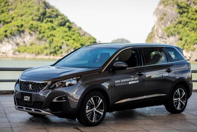 Gói bảo hiểm vật chất và bảo hành mở rộng tới 150.000 km dành cho xe Peugeot - 3