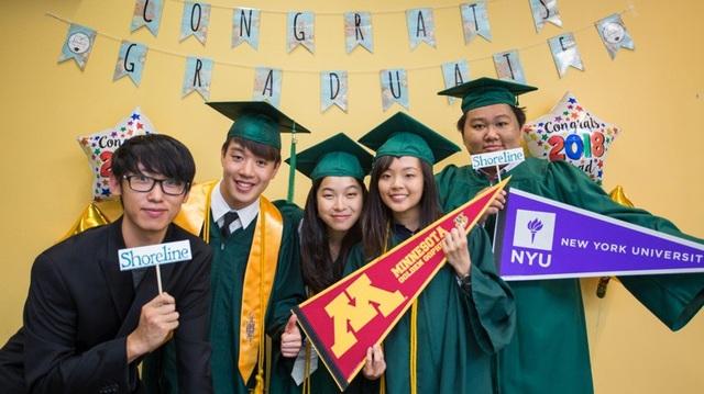 Học Đại học Mỹ ngay từ năm 16 tuổi, học bổng 50% - 5