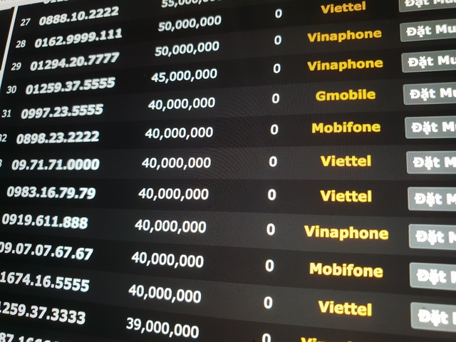 Chuyển mạng giữ số chuẩn bị triển khai, giới buôn SIM găm hàng chờ đợi - 2