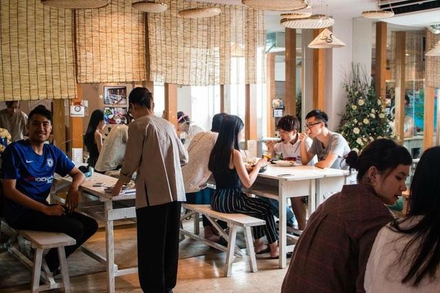 Ẩm thực Việt làm say lòng thực khách quốc tế.