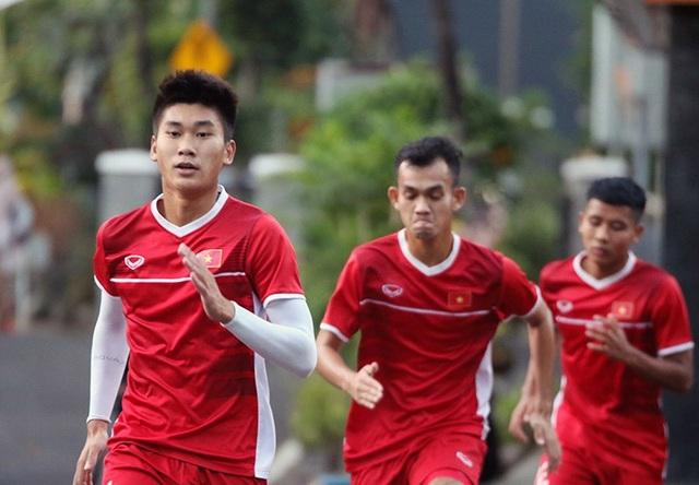 U19 Việt Nam không hề có tư tưởng buông xuôi trước trận cuối cùng gặp Singapore