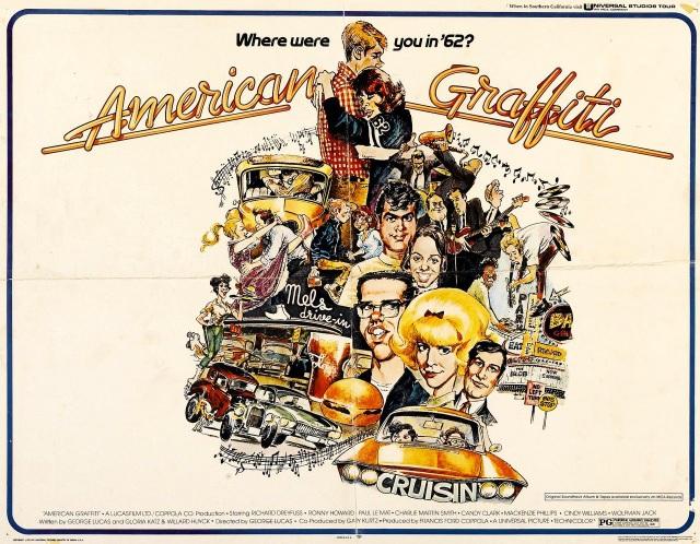 8. American Graffiti (1973)