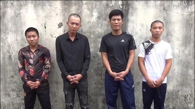 4 đối tượng bảo kê có sử dụng súng ở Phú Quốc vừa bị công an huyện này bắt giữ