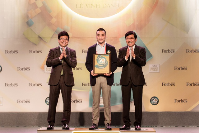 Công ty Cổ phần Tập đoàn Masan đã được Tạp chí Forbes bình chọn là một trong Top 50 Công ty Công ty Niêm yết Tốt nhất Việt Nam năm 2018. Đây cũng là năm thứ sáu liên tiếp Masan Group được nằm trong danh sách này.