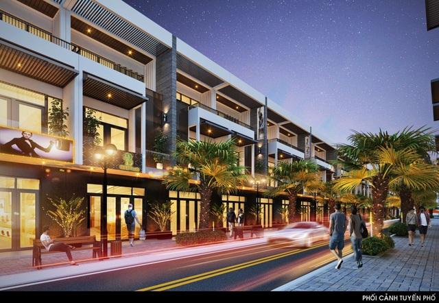 Sở hữu nền nhà phố kinh doanh tại Sunshine City bạn có thể lựa chọn để ở, xây nhà cho thuê hoặc mở cửa hàng kinh doanh.