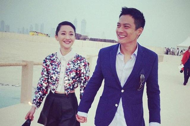 Châu Tấn và Cao Thánh Viễn kết hôn từ năm 2014 nhưng hiện tại đã không còn chung sống.