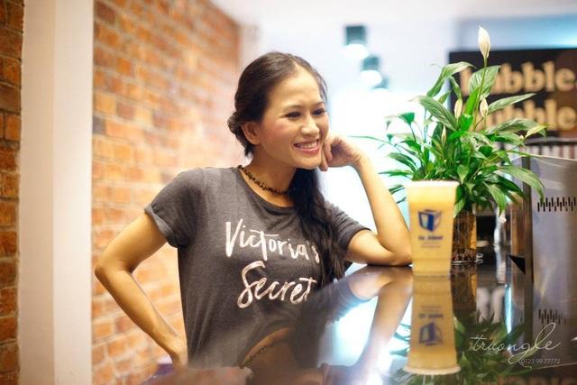 Thức uống mát lạnh và bổ dưỡng này đã đốn tim MC Như Quỳnh khi có mặt tại Việt Nam