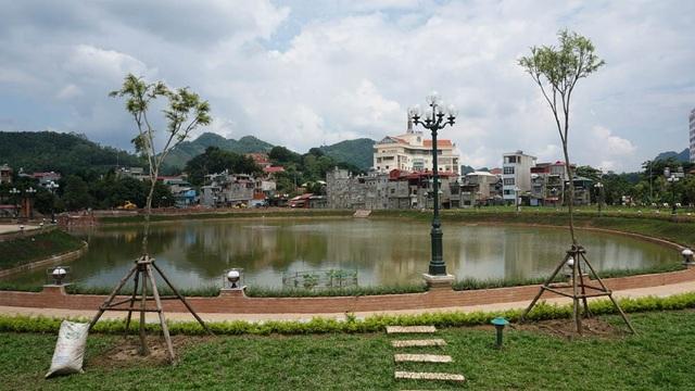 Ao cá Bác Hồ đang được tỉnh Sơn La cải tạo, nâng cấp.