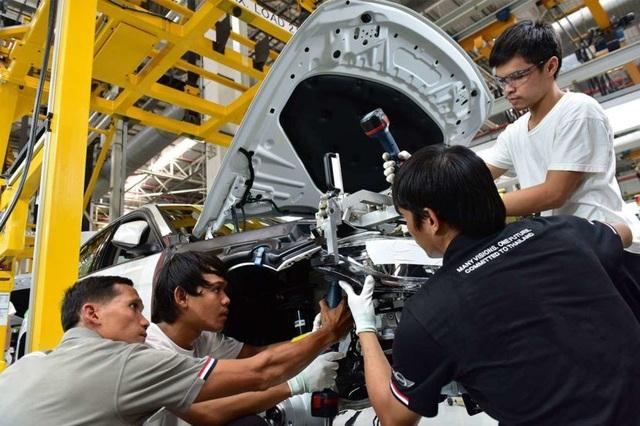 Né thuế ô tô ở Trung Quốc, BMW đẩy mạnh lắp ráp xe tại Thái Lan - 1