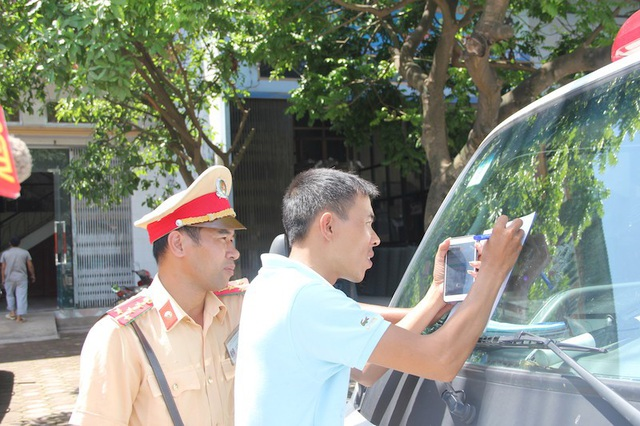 Bắc Giang: Hàng trăm xe quá khổ, quá tải bị bắt quả tang, xử nóng! - Ảnh 2.