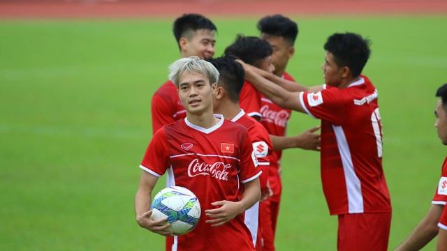 Ngoài hậu vệ Thành Chung bị chấn thương, đã được thay thế bằng Minh Vương, các cầu thủ còn lại đều đang đạt trạng thái tốt