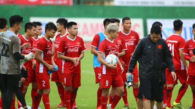 Đội tuyển Olympic Việt Nam sẽ sang Indonesia vào sáng nay (11/8), chuẩn bị cho Asiad 2018