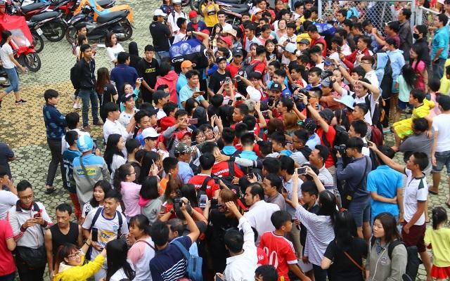 Hôm nay, đội tuyển Olympic Việt Nam sang Indonesia dự Asiad 2018 - 4