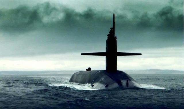 Tàu ngầm Mỹ - ảnh minh họa