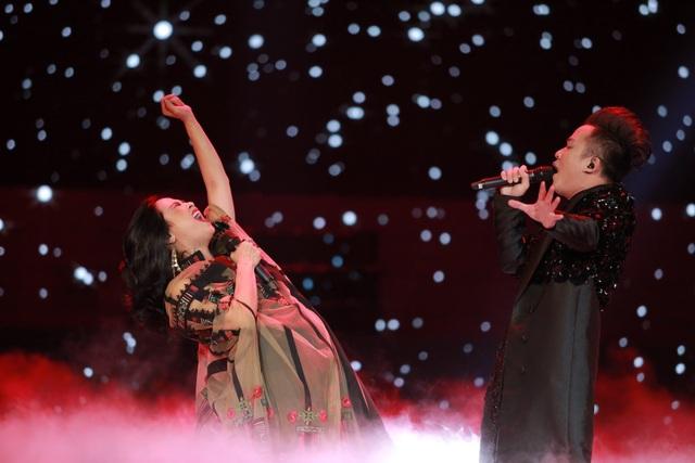 Thanh Lam – Tùng Dương thăng hoa trên sân khấu Trúc Bạch Concert
