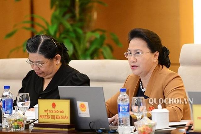 Luật Công an nhân dân (sửa đổi) được đưa ra thảo luận tại phiên họp 26 của UB Thường vụ Quốc hội