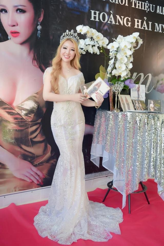 Hoa hậu Hoàng Hải My hé lộ cơ ngơi lộng lẫy tại San Diego - 3
