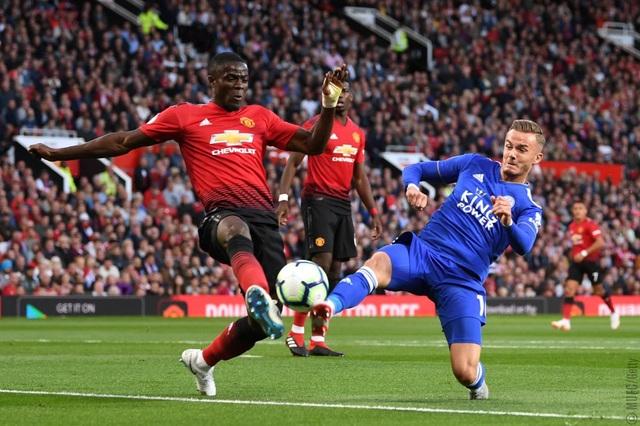 """MU 2-1 Leicester: Pogba, Shaw đưa """"Quỷ đỏ"""" tới chiến thắng - 4"""