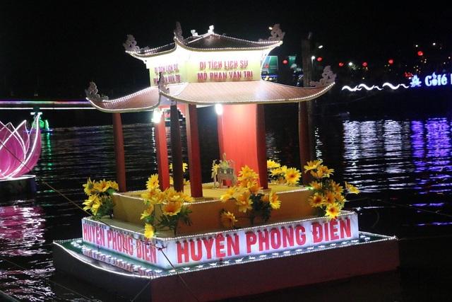 Mô hình của huyện Nông thôn mới Phong Điền