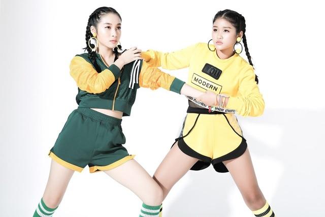 Ngắm dàn mẫu Việt nhí chuẩn bị trình diễn tại Ngôi sao tài năng quốc tế - 10