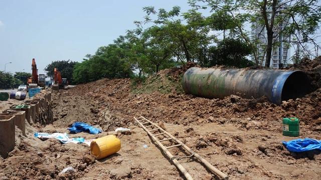 Dự án nước sạch sông Đà số 2: Dùng ống gang dẻo của Ấn Độ, UAE - 2
