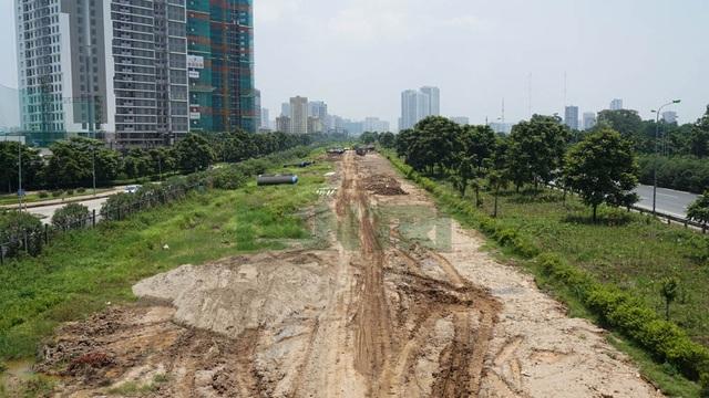 Dự kiến, đến quý IV năm 2019 dự án này sẽ hoàn thành và đưa vào sử dụng.