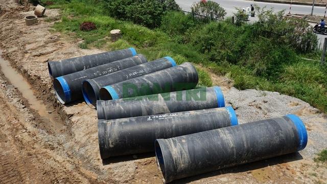 Dự án nước sạch sông Đà số 2: Dùng ống gang dẻo của Ấn Độ, UAE - 5