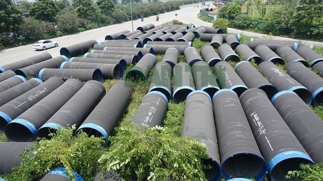 Dự án nước sạch sông Đà số 2: Dùng ống gang dẻo của Ấn Độ, UAE - 4