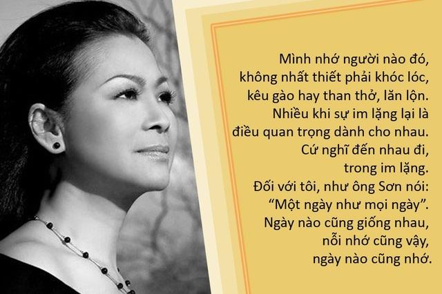 Khánh Ly chia sẻ về nỗi buồn sâu kín của Trịnh Công Sơn