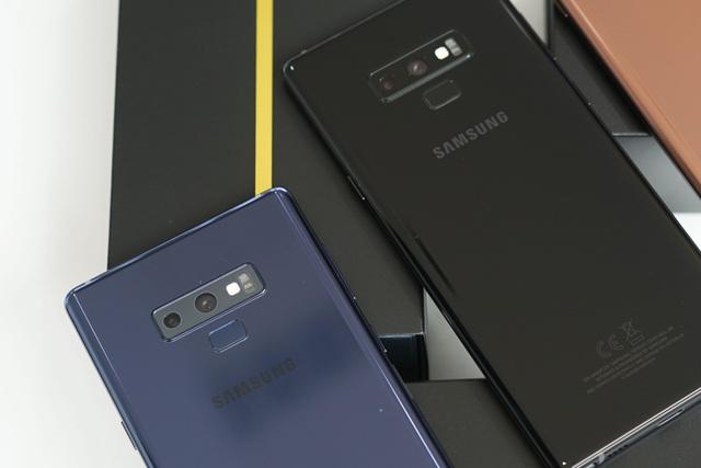 """Bài 1: Galaxy Note9 """"đọ"""" thiết kế cùng Oppo Find X - 4"""