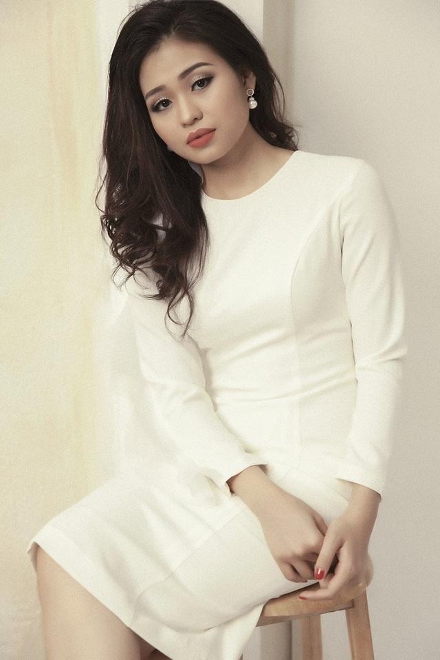Lê Lộc sở hữu nhiều nét đẹp của mẹ Lê Giang