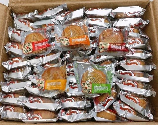 Bí ẩn bánh trung thu Trung Quốc siêu rẻ 2000 đồng - 2