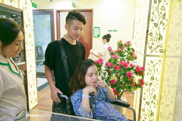 """Anh Dương và chị Mai chưa chuẩn bị tâm lý """"đi đẻ"""" vì cứ nghĩ là chỉ đi khám thai"""