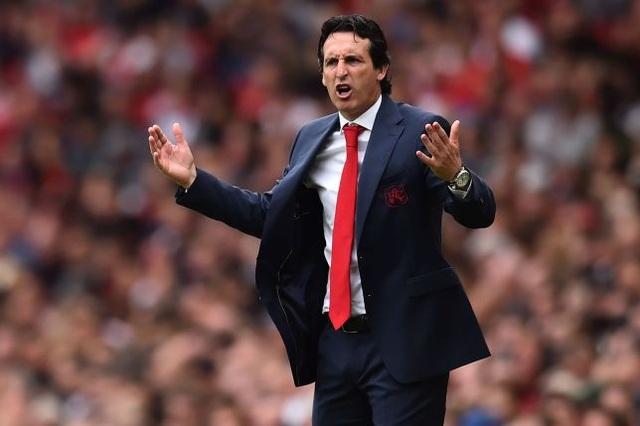 HLV Unai Emery cho rằng Arsenal cần phải cải thiện rất nhiều