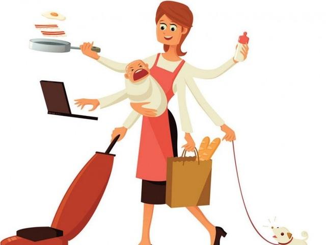 Phụ nữ có nên được 'trả lương' cho việc nhà?
